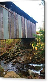 Beautiful Bridge  Acrylic Print by Alicia Knust