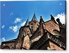 Beautiful Church  Acrylic Print by Daniel Precht