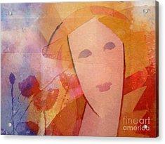 Beautiful Dream Acrylic Print by Lutz Baar