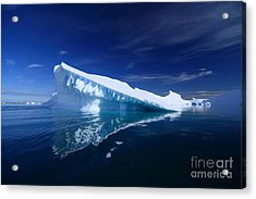 Beautiful Iceberg Acrylic Print by Boon Mee