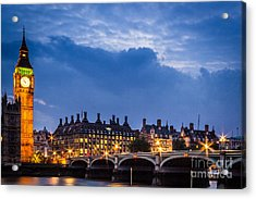 Beautiful London Acrylic Print