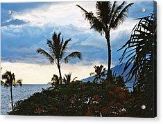 Beautiful Maui Lan 44 Acrylic Print by G L Sarti