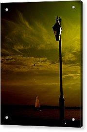 Beautiful Mood  Acrylic Print by Rick Todaro