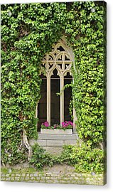 Beautiful Old Window Acrylic Print