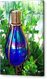Beautiful Reflections Acrylic Print by Kathy Clark