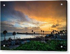 Beautiful Southern California Sunset Acrylic Print
