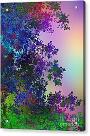 Beautiful Summer Morning Acrylic Print