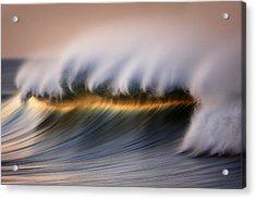 Beautiful Wave Mg_8910 Acrylic Print by David Orias