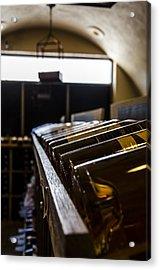 Beautiful Wine Cellar Acrylic Print