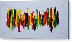 Beautifully Wrong Acrylic Print by Tom Atkins