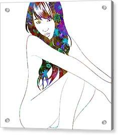 Beauty Endures Acrylic Print
