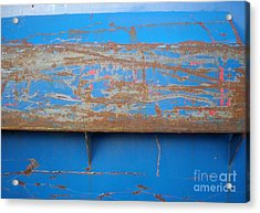 Beauty Of A Dumpster Acrylic Print