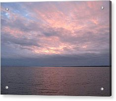 Acrylic Print featuring the photograph Beauty Seen In Clouds by Joetta Beauford