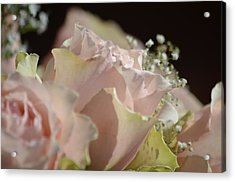 Beauty Up Close Acrylic Print