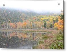 Beaver Lake Maine Acrylic Print