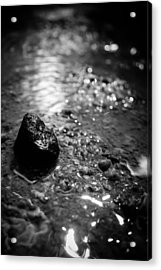 Becoming The Stream Acrylic Print by Jessica Brawley