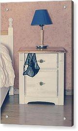 Bedroom Acrylic Print by Joana Kruse