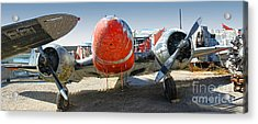 Beech Expeditor Uc-45 - 05 Acrylic Print by Gregory Dyer