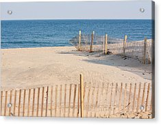 Before Summer Vacation Acrylic Print