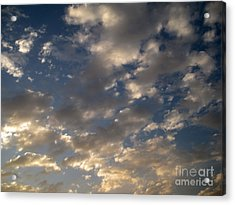Before The Rain Acrylic Print