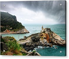 Before The Storm Acrylic Print by William Beuther