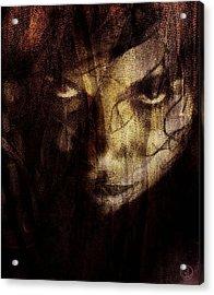 Behind The Veil Acrylic Print