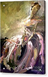 Behold Acrylic Print by Michelle Dommer