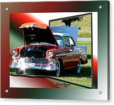 Bel Air 1950s-featured In Manufactured Items Group Acrylic Print