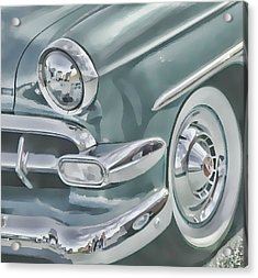 Bel Air Headlight Acrylic Print