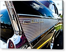 Acrylic Print featuring the photograph Bel Air Reflections by Joann Copeland-Paul