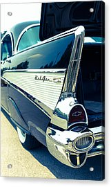 Bel Airtail Fin Acrylic Print