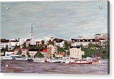 Belgrade Serbia Acrylic Print