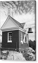 Bell House Acrylic Print