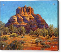 Bell Rock, Sedona Arizona Acrylic Print