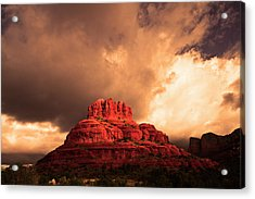 Acrylic Print featuring the photograph Bell Rock by Tom Kelly
