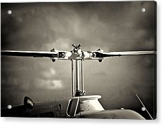 Bell Rotor Acrylic Print