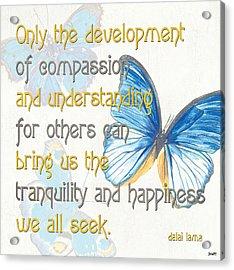 Bella Butterflies 1 Acrylic Print