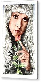 Bella Donna Acrylic Print