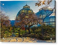 Belle Isle Arboretum Acrylic Print