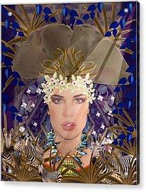 Belleza Terrosa  Acrylic Print