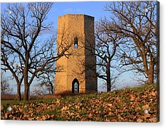Beloit Historic Water Tower Acrylic Print