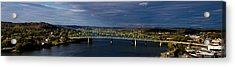 Belpre Bridge Acrylic Print