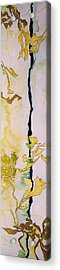 Ben And Jewel Panel I Acrylic Print by Sandra Gail Teichmann-Hillesheim