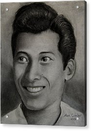 Benjamin Talagtag Lopez Acrylic Print