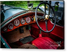 Bentley 3 Litre Acrylic Print