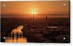 Berlin - Eclipse Acrylic Print
