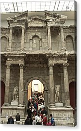 Berlin - Pergamon Museum - No.02 Acrylic Print by Gregory Dyer