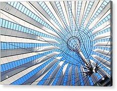 Berlin - Sony Center  Acrylic Print