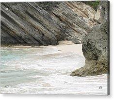 Bermuda Beach Acrylic Print
