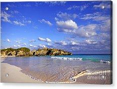 Bermuda Horseshoe Bay Acrylic Print